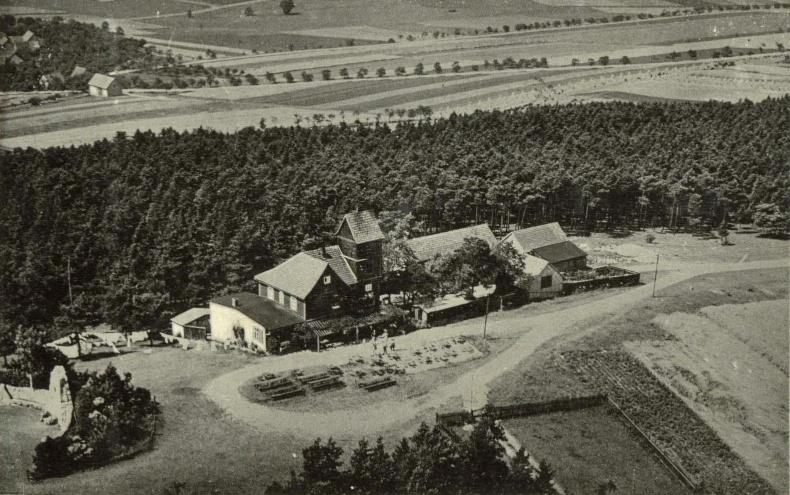 Ansichtskarte Luftbild